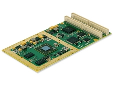 GE's PMCCG1 rugged PMC graphics mezzanine card