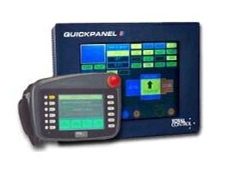 QuickPanel operator display.