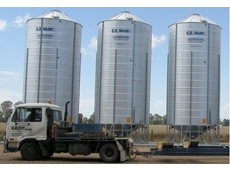 G.E. Silos prepare for another busy season.