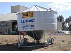 GE Silos' newly redesigned field bins