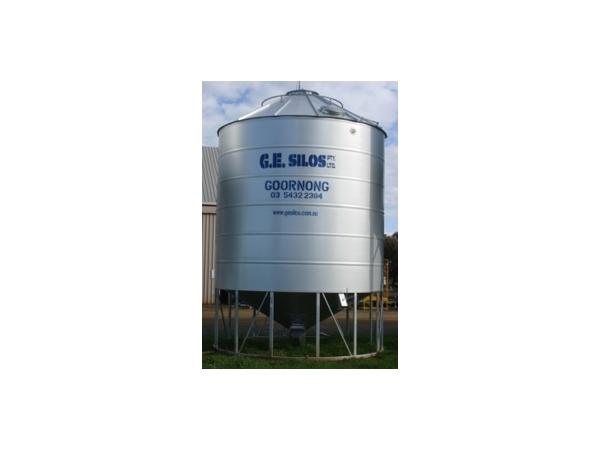 Industrial Grain Silos From G E Silos