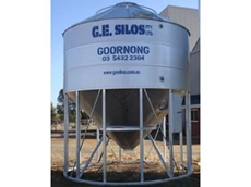 Superphosphate Silos from G.E. Silos