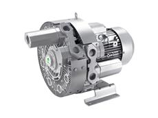 Gebel Aquasafe's vacuum blowers