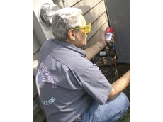 Refrigeration leak detection