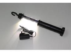 Super clear cordless LED worklights enhance maintenance safety