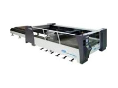 Axel 4020 laser cutting system