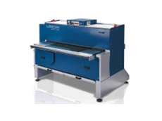 Lissmac SBM-S 1000 and SBM-S-1500 deburring and edge rounding machines from GWB Machine Tools