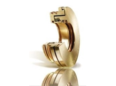 KLOZURE GUARDIAN conveyor roller bearing isolators feature a unique design that prevents sparking