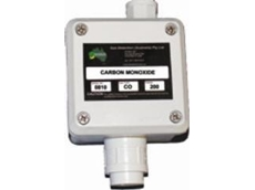 Car park gas monitoring system
