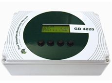 GD 4020 Two-Channel Control Unit for Gas Sensors