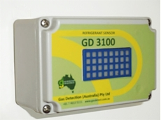 GD3100 Series Infrared Refrigerant Gas Detectors