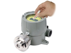 GTD-2000Tx transmitter and local display type gas detectors for toxic gases and oxygen