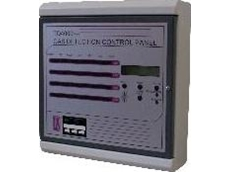 The TQ4000 1-4 channel gas detection control unit