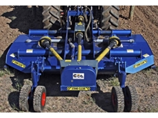 Expanda Width Vineyard Mower for Extreme Variations in Row Widths from Gason