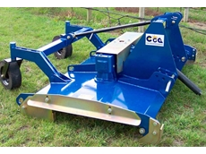 Gason Single Rotor Vineyard Mower for Vineyards, Orchards and Olive Groves