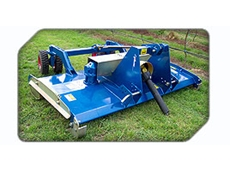 Twin Rotor Rapier Vineyard Mowers from Gason