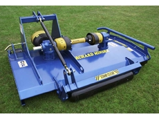 Versatile and Flexible Twin Rotor Orchard Mower from Gason