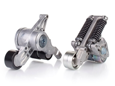 Gates' new heavy duty tensioner is designed to replace OE tensioners