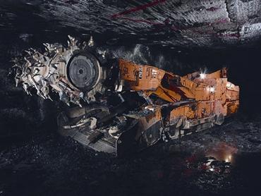 Continuous Miner