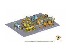 Gekko modular gravity flotation intensive leach plant.