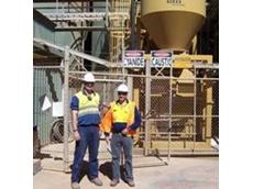 InLine Leach Reactor