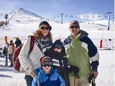 Nigel Griggs, and family, have moved to Santiago as he heads up the South American regional office