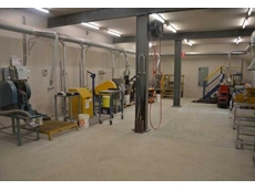 Gekko's comminution room at their Metallurgical facility