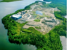 Gekko's Detox Plant will be located at Rubicon's Phoenix Gold Project in Red Lake district, Ontario