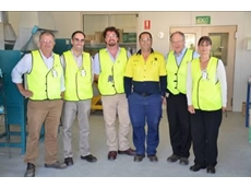 The Gekko Systems team at the newly acquired Assay Laboratory in Ballarat