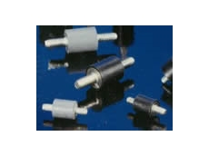 Elastomer stud mounts