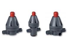 GEMÜ pressure control valves