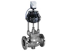 GEMU releases pneumatically operated globe valves