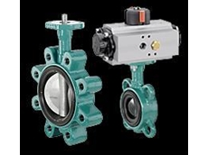 GEMÜ D480 Series Butterfly Valves