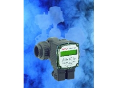 The GEMÜ 3021 intelligent turbine flow transmitter can be used to measure liquid, inert and corrosive aqueous media.