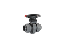Plastic and Metal Butterfly Valves for pure and polluted materials by GEMU