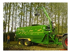 Environmental Zago Ecogreen Composter for Bio-Shredding and Waste Recycling from Gendore Tractors and Machinery