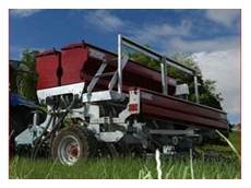 Seeding Strength Taege Single Box 3 Point Linkage Seeders From Gendore Tractors and Machinery