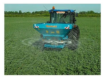 The robust Big Bag series of Fertiliser Spreaders for the toughest of conditions