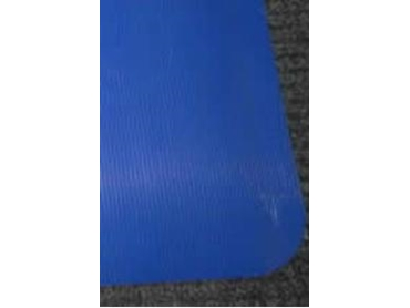 Anti-fatigue safety mats in Blue