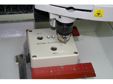 Engraving and labelling for manufacturers from Genesis Software