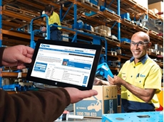 The Genie parts portal delivers significant efficiencies in terms of processing customer orders