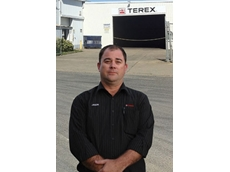 Terex Branch Manager Jason Miller
