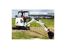 Terex compact excavators