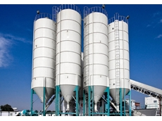 Custom made concrete batching plants