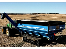 Tracked Chaser Bins deliver an excellent ride