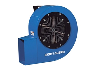 Grain Guard Heaters offer low temperature efficiency to drying grain