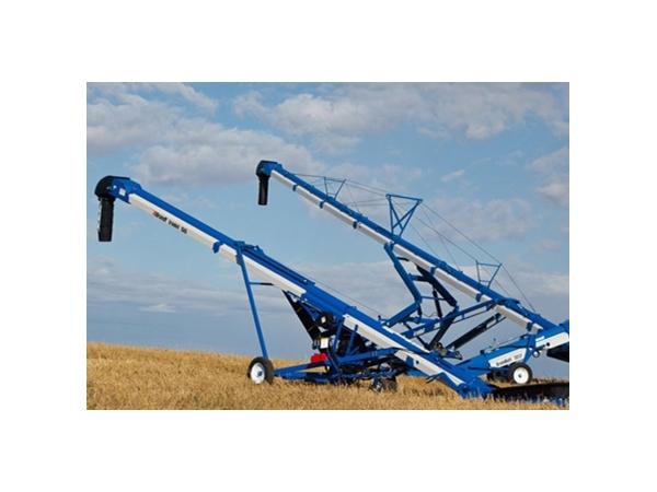 Farm Machinery Belts : High capacity brandt grain belts from geronimo farm equipment