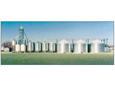 Move grain efficiently with minimal damage
