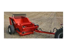 Rite Way Rock Pickers and Windrowers from Geronimo Farm Equipment