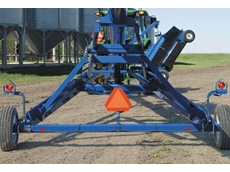 Swing Away Brandt Augers from Geronimo Farm Equipment